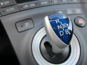 Prius parking brake san diego